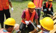 PLTA Kayan Dibangun oleh Pekerja Bulungan